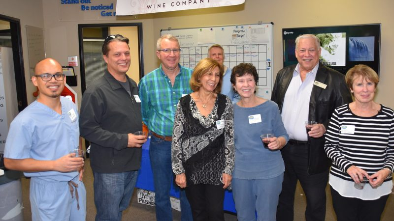 Starfish Signs and Graphics Host a Get-Together for Chamber Mixer 5