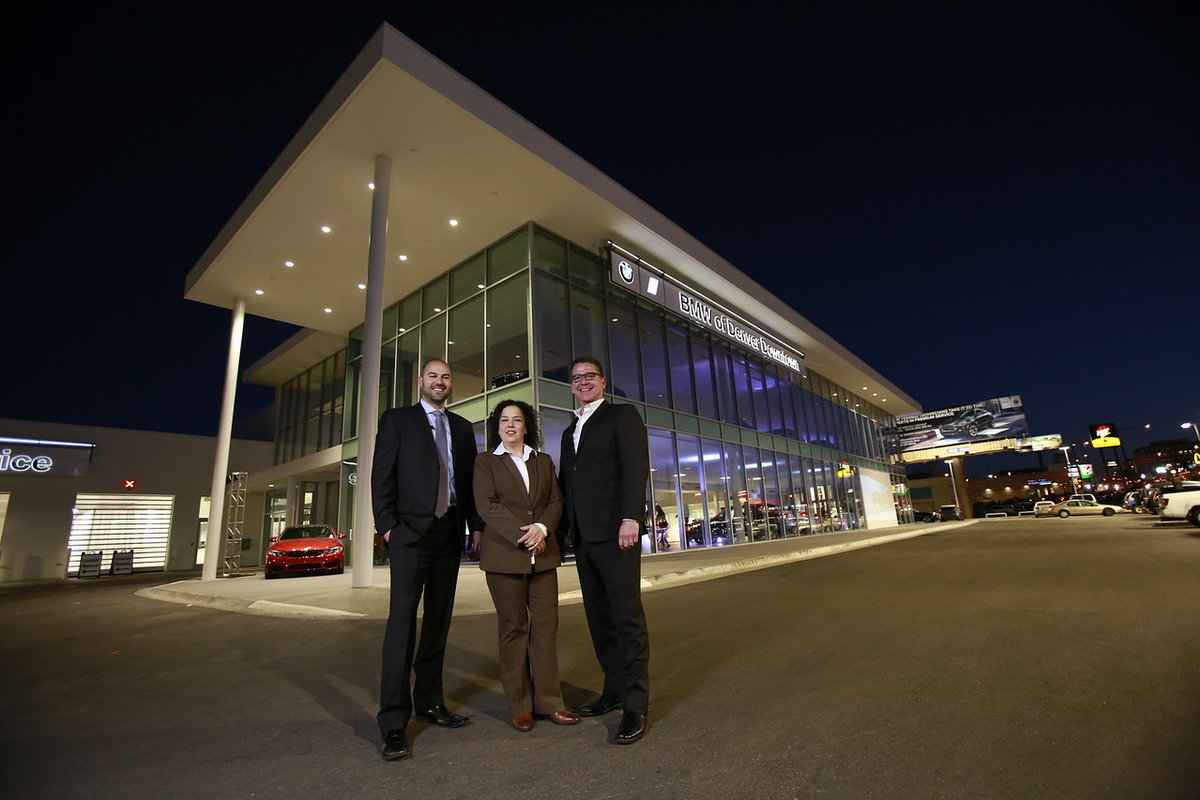 BMW Of Denver >> Grand Opening Of Bmw Of Denver Downtown Cherry Creek