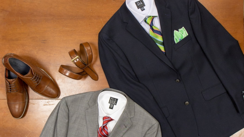 The Makings of a Well-Dressed Man 1