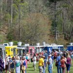 Loaded Up and Truckin' Food Truck-off + Aural Pleasure Fest 14