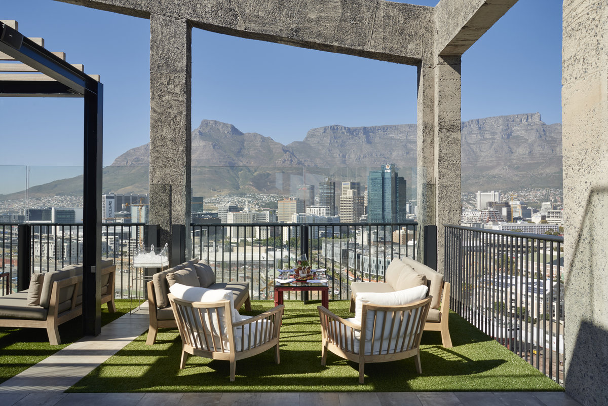 Star Hotel In Cape Town