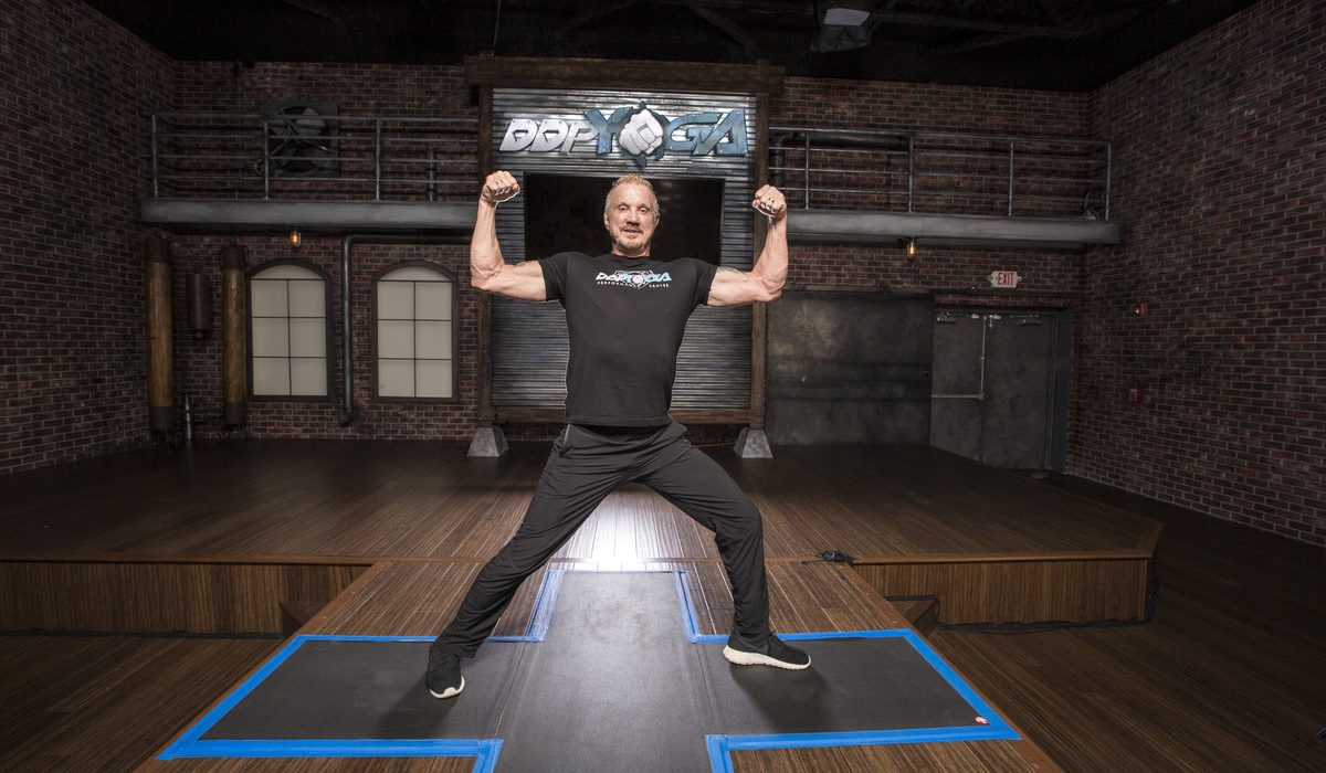 DDP Yoga Performance Center 5