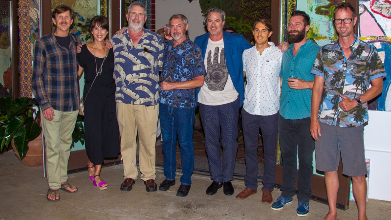Celebration of San Clemente Lifestyle Party @ OC Contemporary Gallery 29