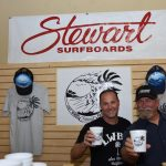 Stewart Surfboards rides Party Wave with Lost Winds Brewery 14