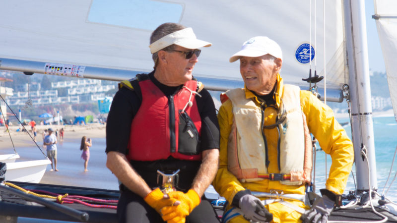 50 Year Celebration of the creation of the Hobie Cat 1