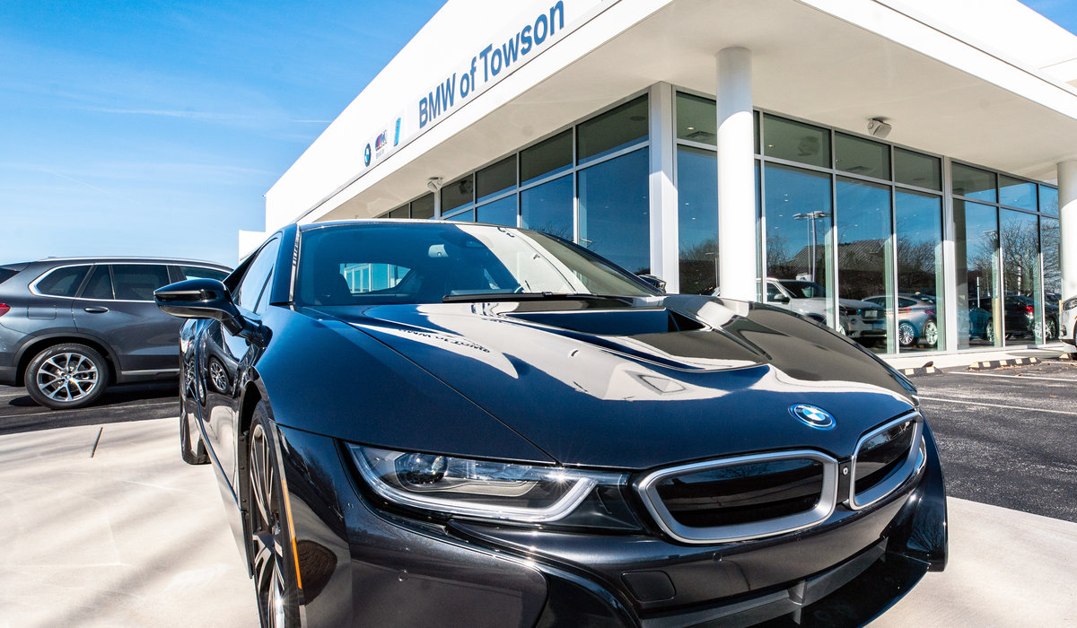 Bmw Of Towson >> Bmw Of Towson A Member Of The Priority 1 Automotive Group Towson