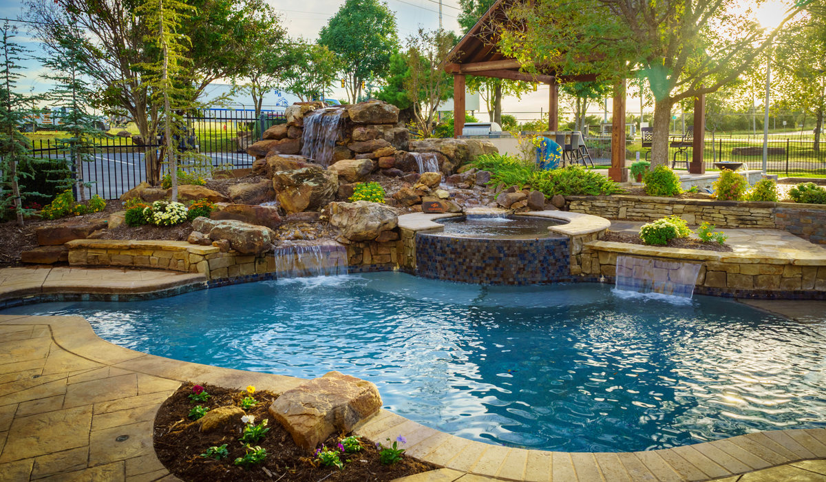 Pool Perfection – OKC Lifestyle Magazine