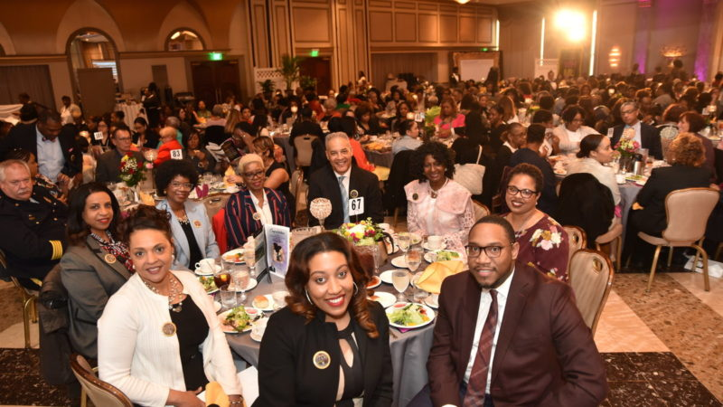 34th Annual Women's History Month Luncheon 5