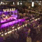 Weekend at The Wharf