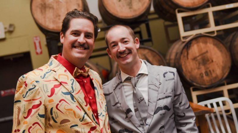 Meet the Mustache Aficionados who Raised $268,000 for Charity by Ditching Their Razors 14