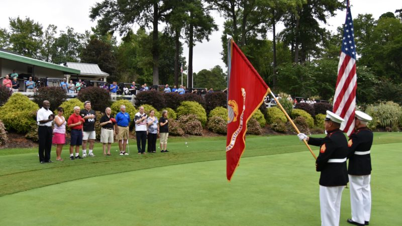 Families of the Wounded Fund Holds 12th Annual Charity Golf Tournament 3