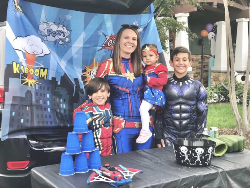 The Yeatman Group Trunk or Treat 1