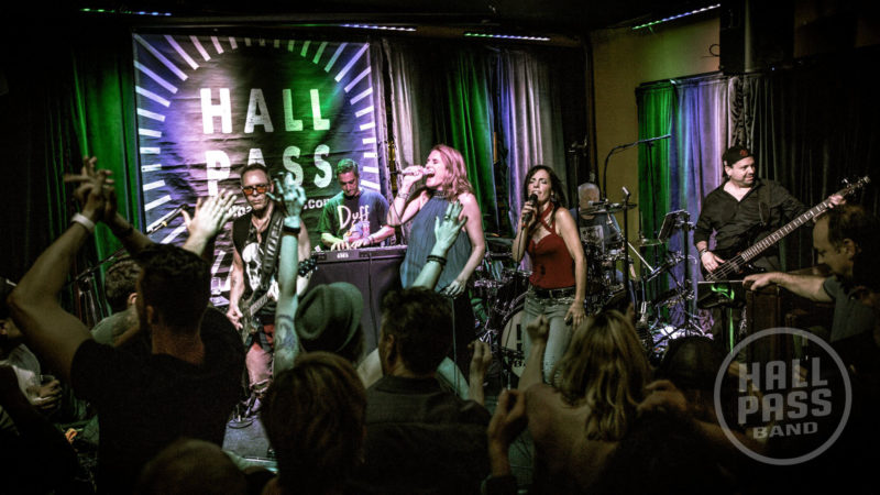 Hall Pass Band Brings Down the House at Wilde Rover 2