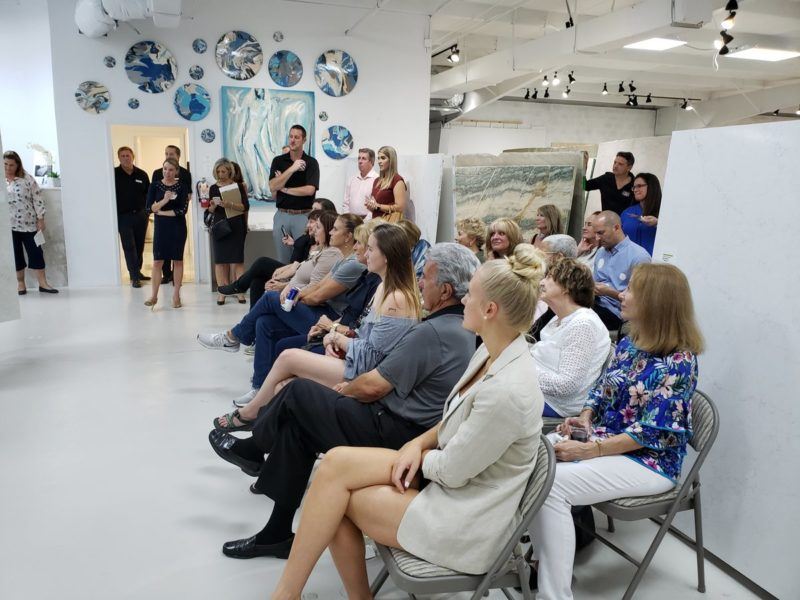 Naples Stone Gallery Hosts August IDS Meeting