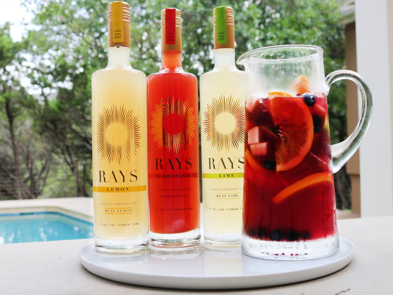 Fourth of July Sangria Sip 3
