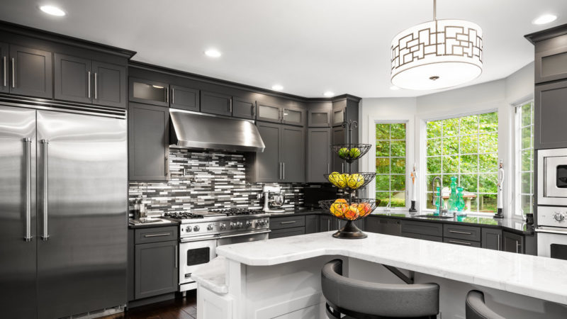 For a Great Kitchen Design, Keep an Open Mind