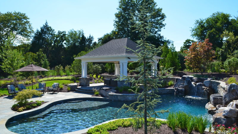 Building a Backyard Lifestyle with Town & Country Pools 2