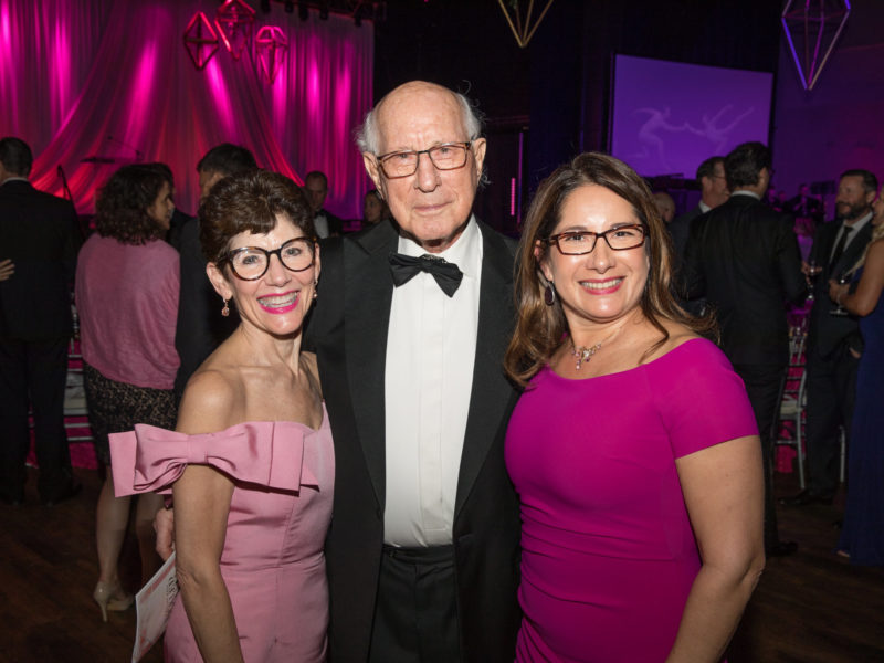 Tickled Pink at the Oklahoma City Ballet Ball