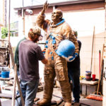Larger than Life: Loveland Sculptors Shoot for the Moon 28