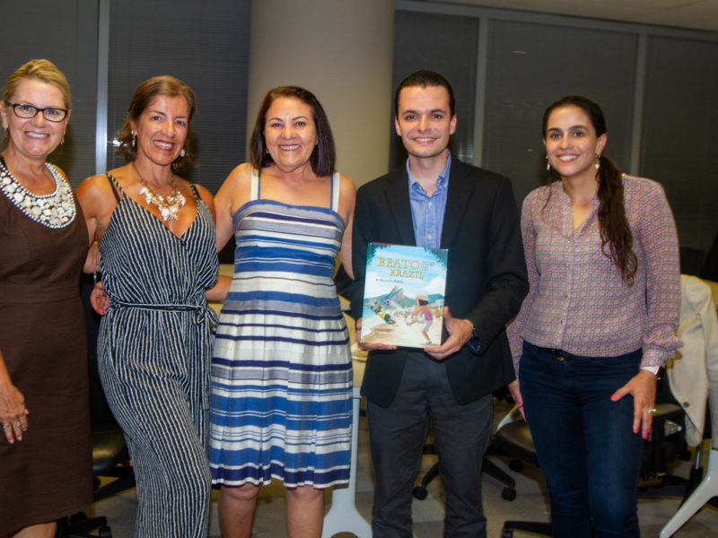 Beato Goes to Brazil Book Launch Party