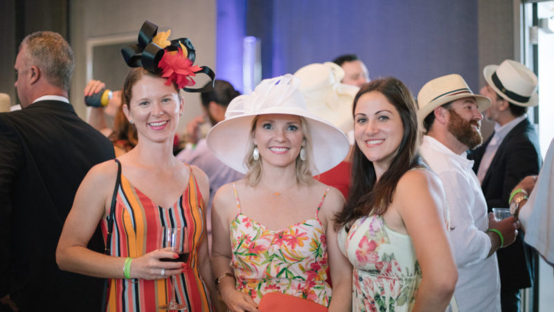 Asheville Lifestyle's 3rd Annual Hats Horses & Hope Derby Party 5