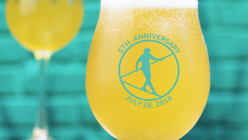 Hi-Wire Brewing 5th Anniversary Party 5