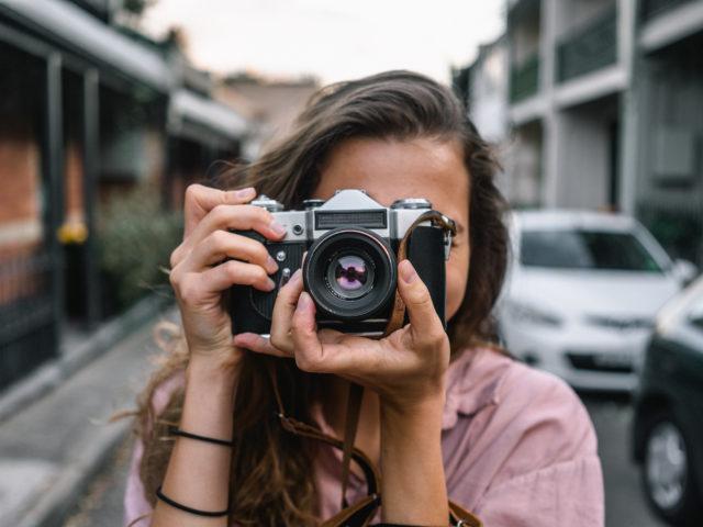 How I Beat Photographer's Block