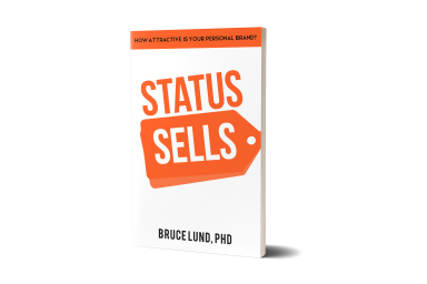 Status Sells Cover (Side View)