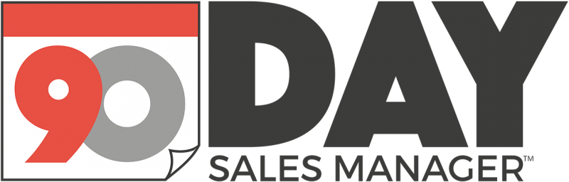 90-Day Sales Manager 2017-08-06
