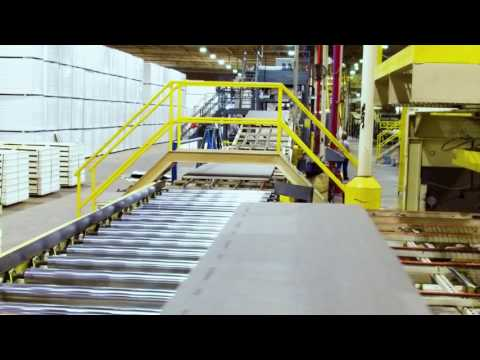 Atlas Roofing Corporation Polyiso Roof Insulation Manufacturing