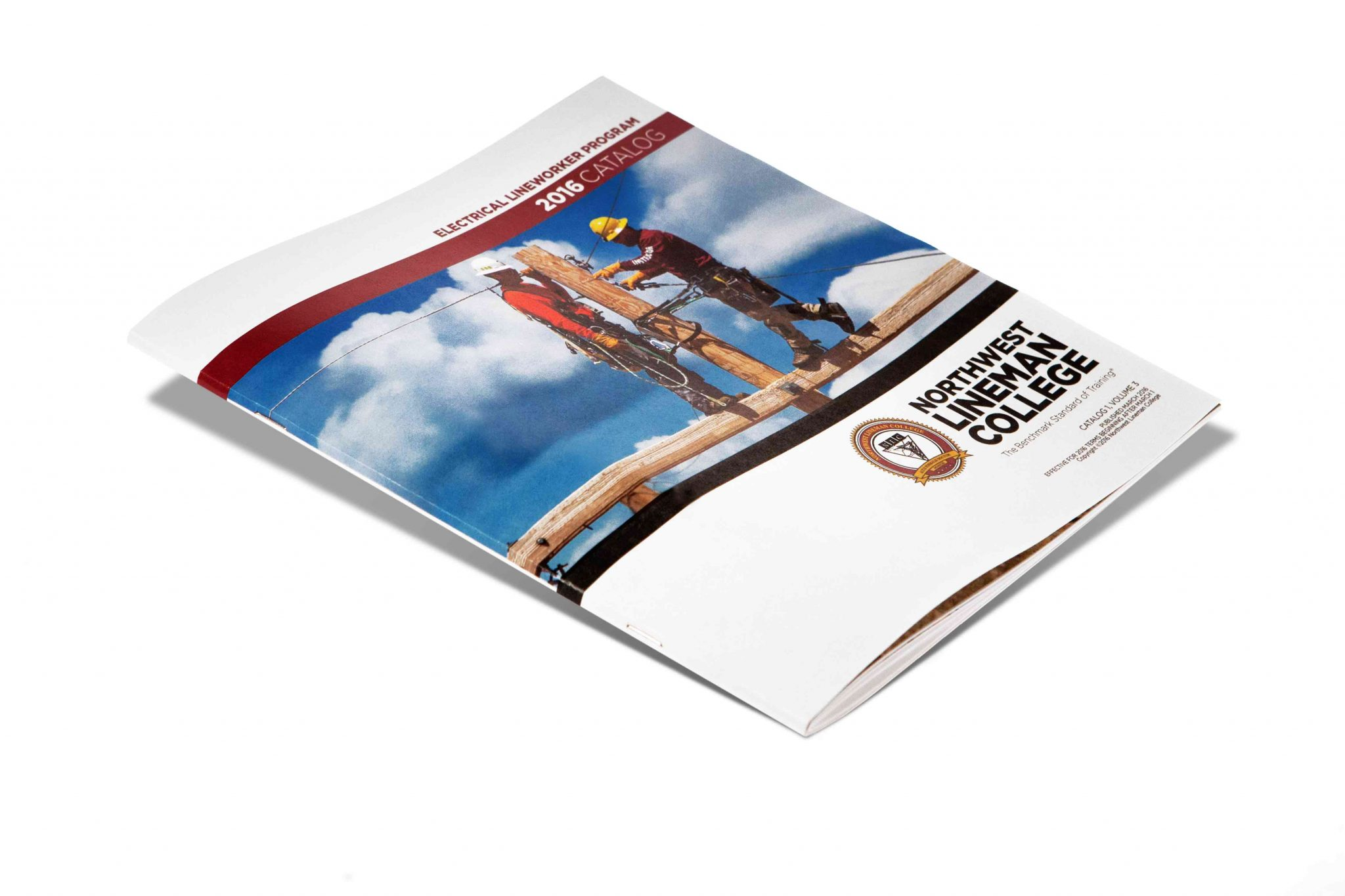 Electrical Lineworker Program 2016 Catalog