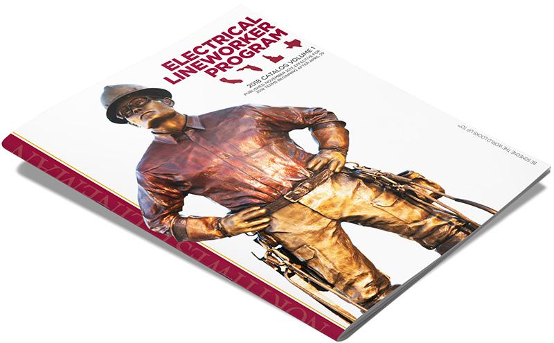 Electrical Lineworker Program 2017 Catalog