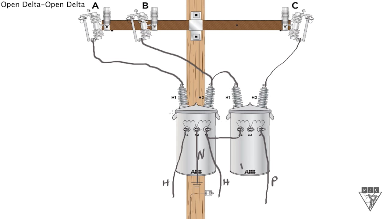 3 Phase Delta Wye Transformer Wiring Diagram further Delta Star Connection Of Transformer further Delta Transformer Wiring Diagram likewise Matsch caps mag ics chap6 12 02 together with Buck Boost Transformer Wiring Diagram. on 3 phase high leg delta transformer bank
