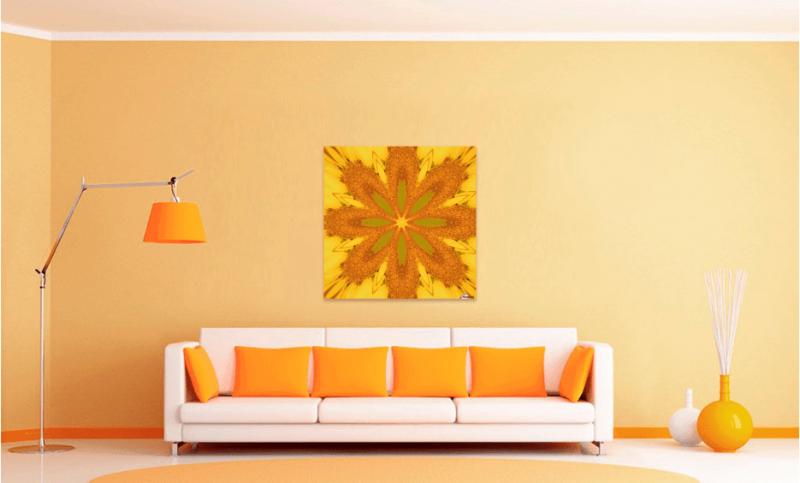 Sunny Variations Acrylic
