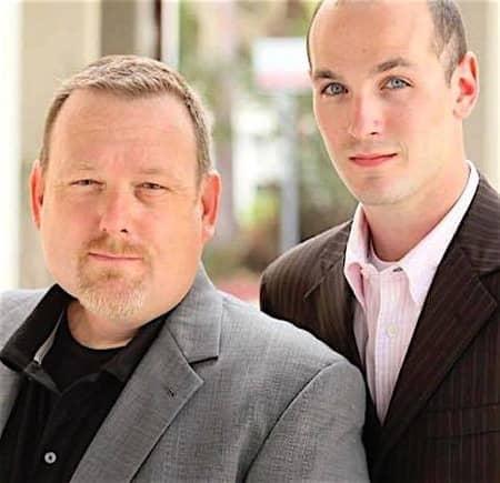 Michael and James