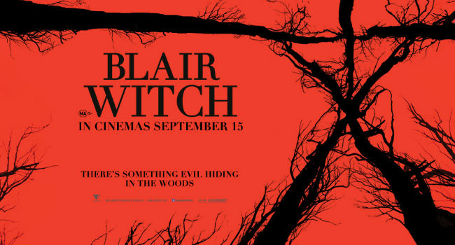 blair witch art
