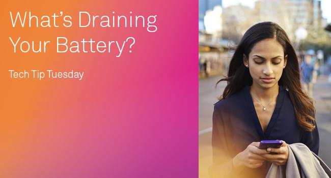 battery drain