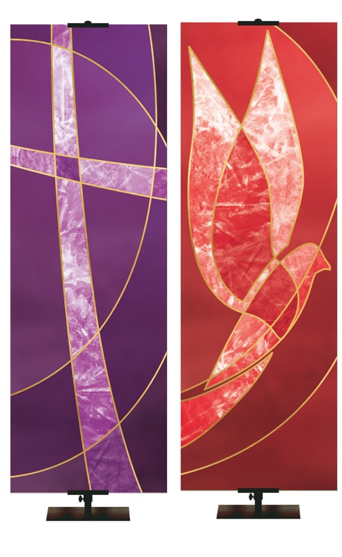 Colors of the Liturgy Banner Collection
