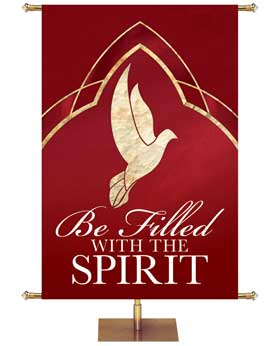 Religious Church Banners Emblems of Faith Banners