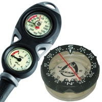 Dive Compass & Gauges