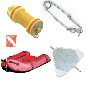 Spearfishing Floats and Accessories