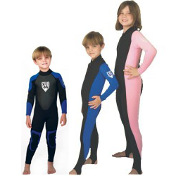 Kids Wetsuits Rash Guards