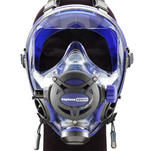Ocean Reef G Diver Integrated Dive Mask Divers Direct