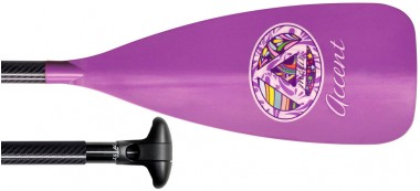 Accent Moxie Adjustable SUP paddle