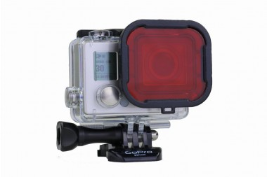 Polar Pro Red Filter for HERO4