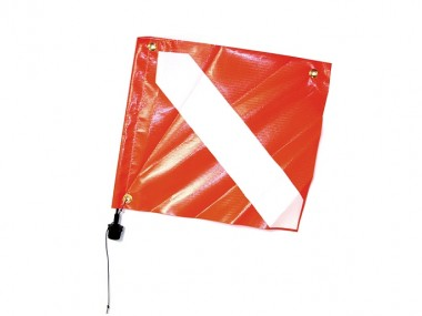 Rob Allen Flag and Mast Kit for Floats