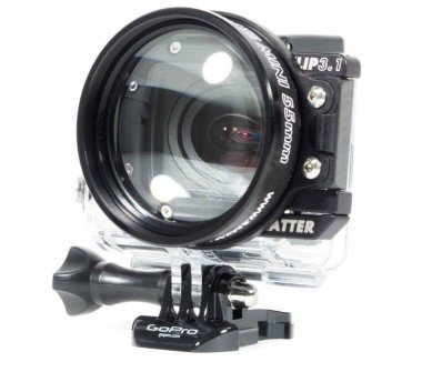 Backscatter Flip 3.1 MacroMate Mini 55mm Lens