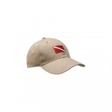 Trident Flexfit Dive Flag Hat