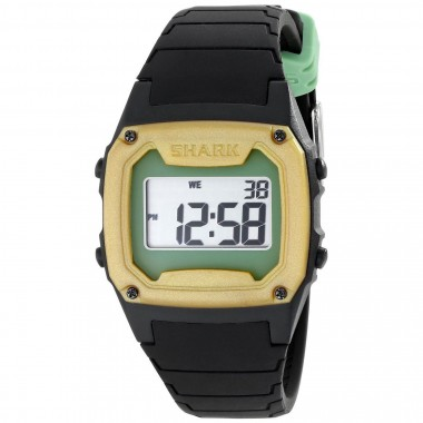 Freestyle Shark Classic LCD Dive Watch - Black/Yellow