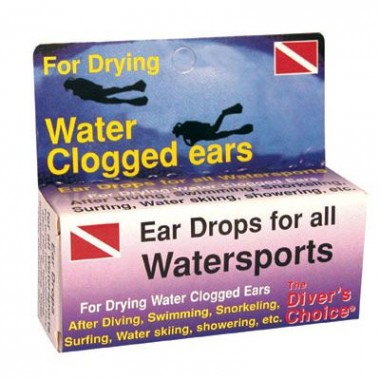 The Scuba Divers Choice Ear Drops